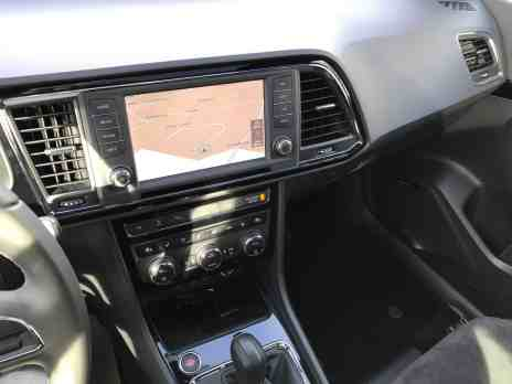 Seat Ateca Display