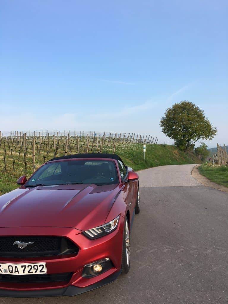 Ford Mustang GT Cabrio – Das wohl schnellste Pony der Welt