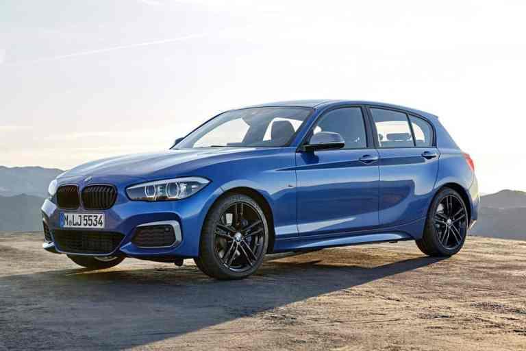 BMW frischt den 1er auf