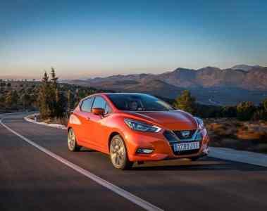 Nissan Micra mit neuer Einstiegsmotorisierung