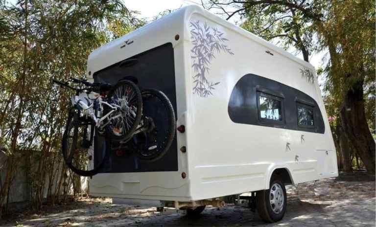 Longhorn Caravan: Der erste Wohnwagen made in India