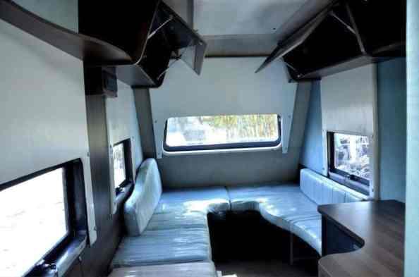 Longhorn Caravan