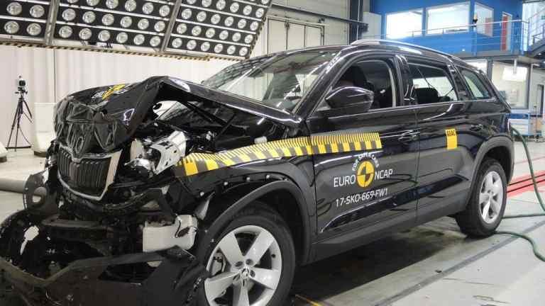 Euro NCAP: Dreimal Bestnote und dreimal nicht
