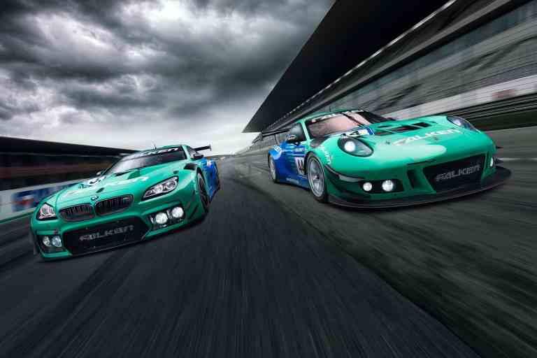 Falken schickt weitere 2 Autotester-Leser zum 24h-Rennen an den Nürburgring