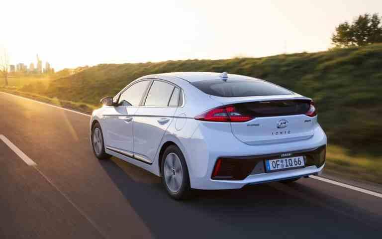 Hyundai IONIQ Plug-in-Hybrid kommt im Juli in den Handel