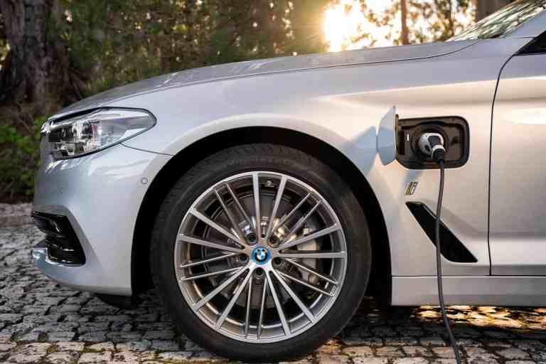 Deutsche E-Autos fahren in China hinterher