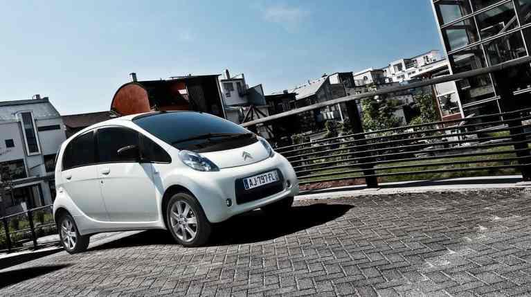 Citroën entwickelt Elektrofahrzeug C-Zero weiter