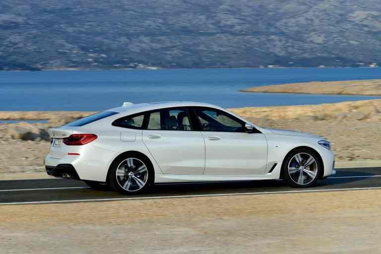 Die neue Extra-Klasse: BMW 6er Gran Turismo