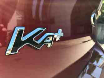 Ford Ka+ Logo