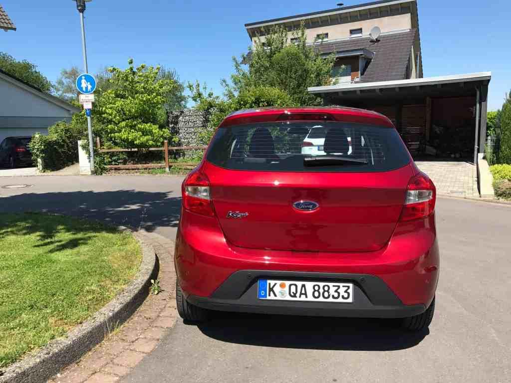 Ford Ka+: Kleinstwagen mit Tradition