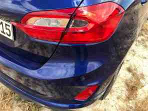 Ford Fiesta Rückleuchte