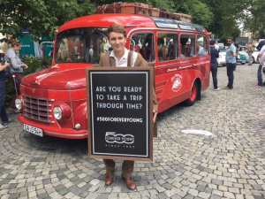 #500ForeverYoungTour macht in München Halt