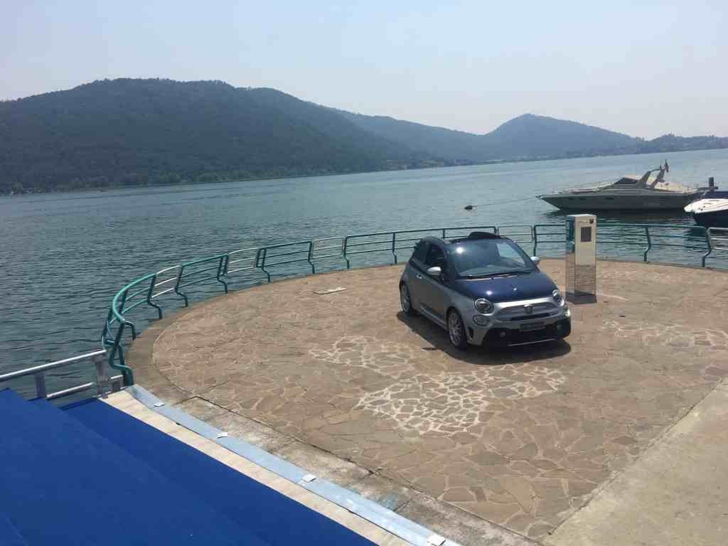 Abarth 695 Rivale - 180 PS-Flitzer mit Yachtfeeling