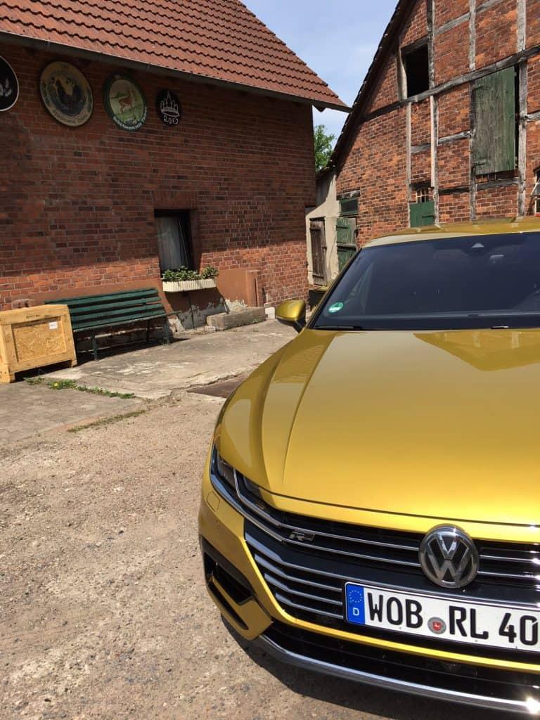 VW Arteon - Der neue Held des Volkswagen Konzerns?