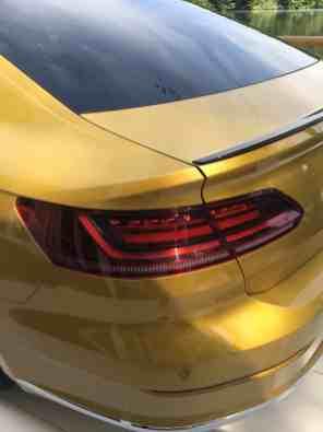VW Arteon Rückleuchte