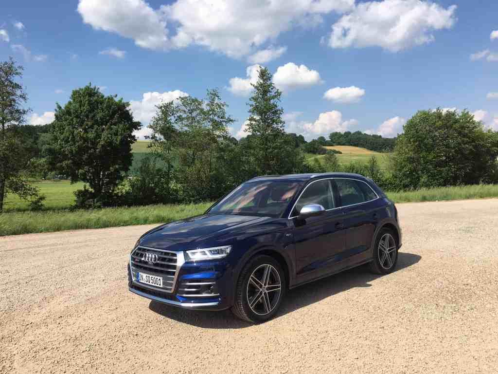 Der neue Audi SQ5 - Nun ausschließlich mit Turbo-Benziner
