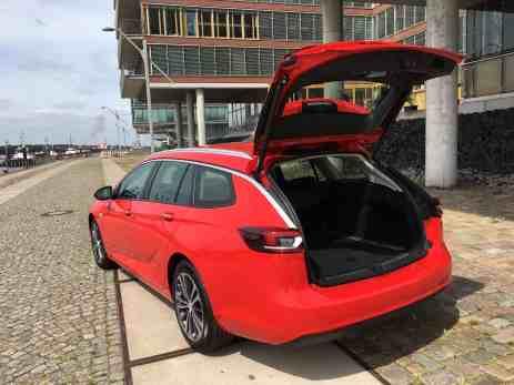 Opel Insignia Sports Tourer Gepäckabteil