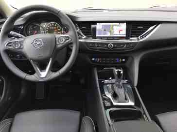 Opel Insignia Sports Tourer Display