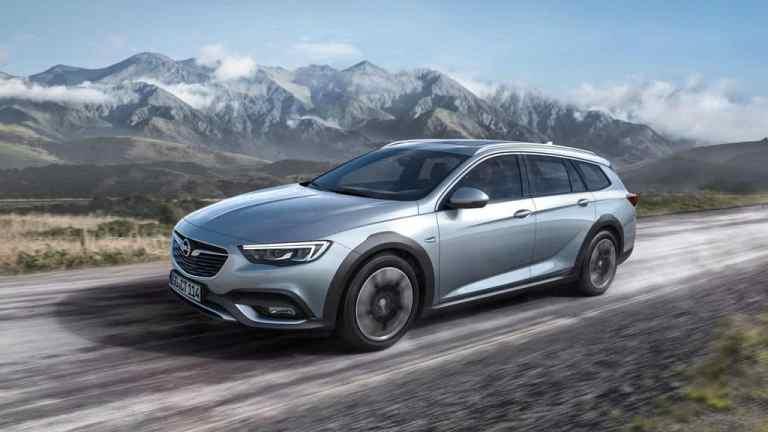 Opel öffnet Bestellbücher für den Insignia Country Tourer