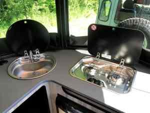 Airstream kann auch klein und kompakt