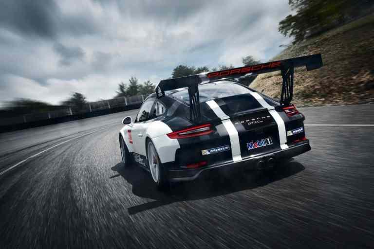 Porsche ebnet Kunden den Weg zum Motorsport