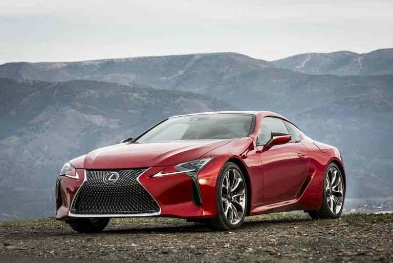Lexus feiert LC-Premiere beim Goodwood Festival of Speed