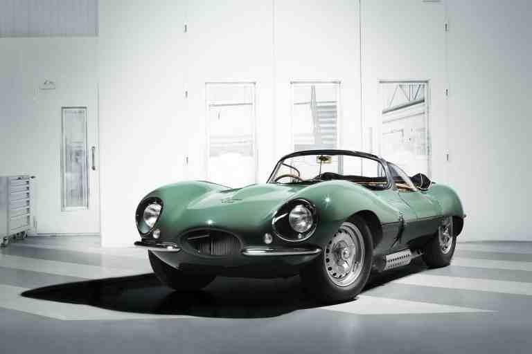 AvD-Oldtimer-Grand-Prix: Jaguar präsentiert klassische und neue Highlights