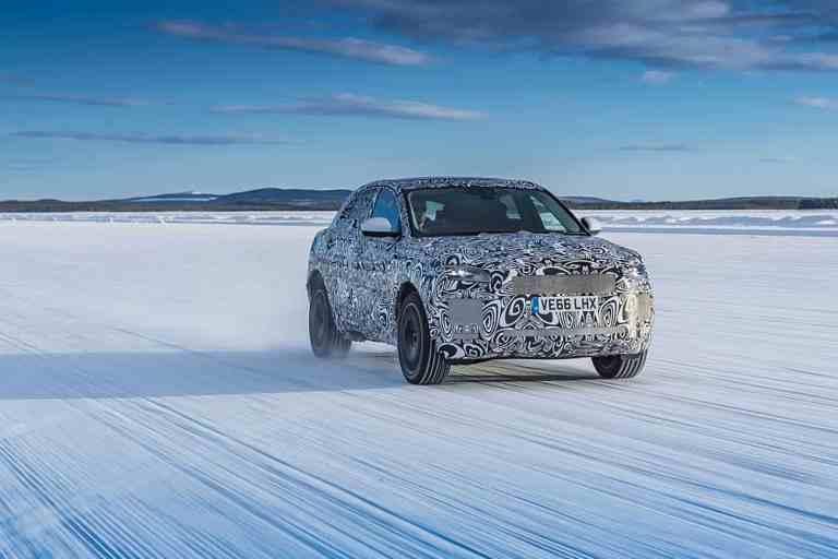 Jaguar präsentiert den E-Pace