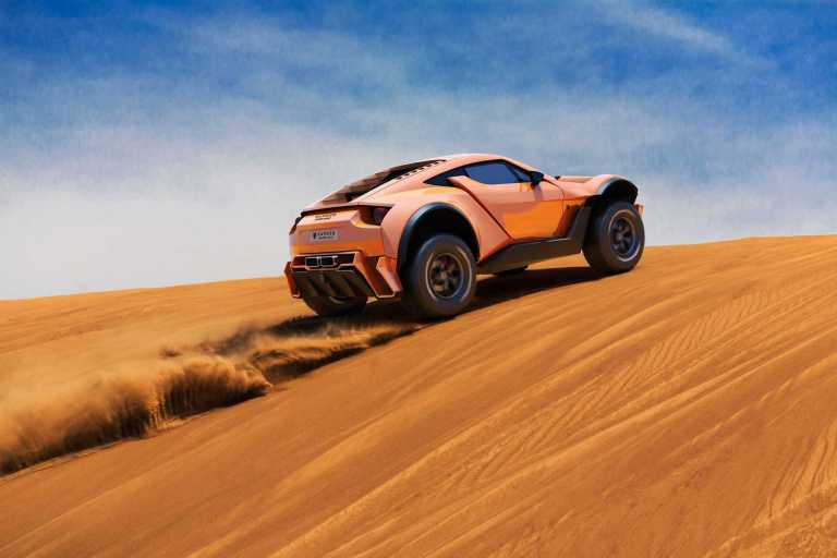 SandRacer 500 GT: Da wird der Scheich weich