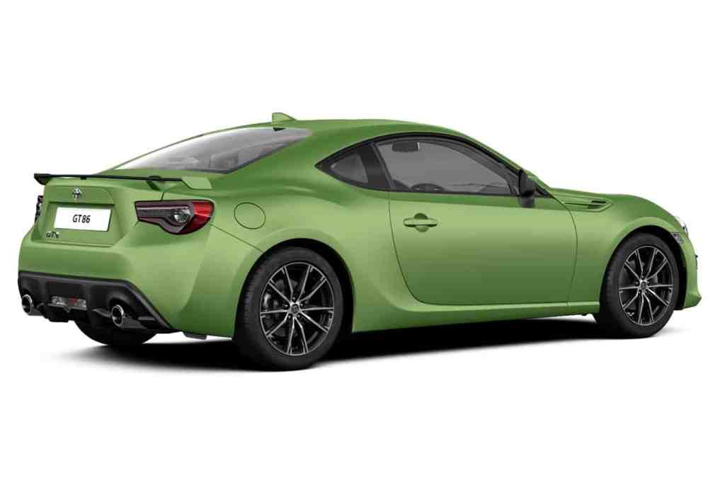 Toyotas schöner Schonbezug