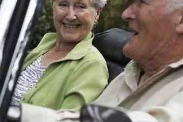 Auto-Senioren: Keine Angst vorm Fitness-Check
