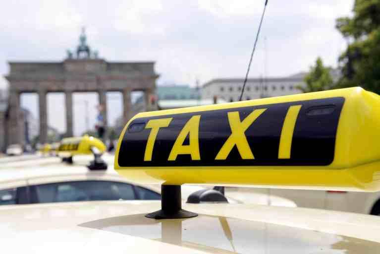 Wo fährt Deutschlands sparsamstes Taxi?