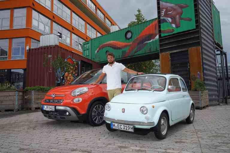 Der neue Fiat 500L - Das Retro-Familien-Mobil