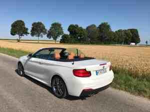 Wellness-Kur für den BMW 2er - Coupé und auch Cabrio profitieren