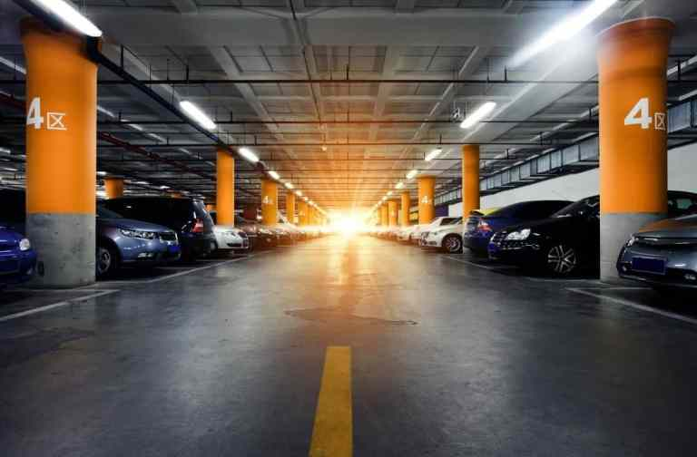 Schlimmste Parksünde: Die Belegung von zwei Parkplätzen