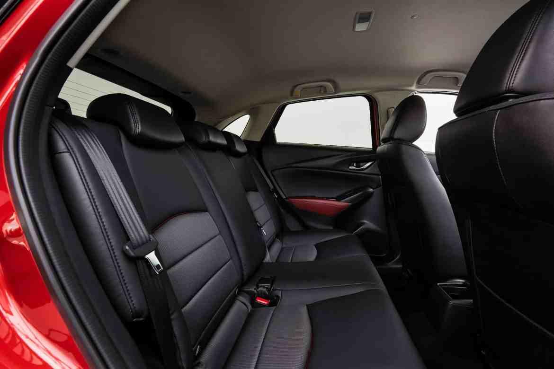 Mazda CX-3 - Modernisierung des Mini-Japan-SUV
