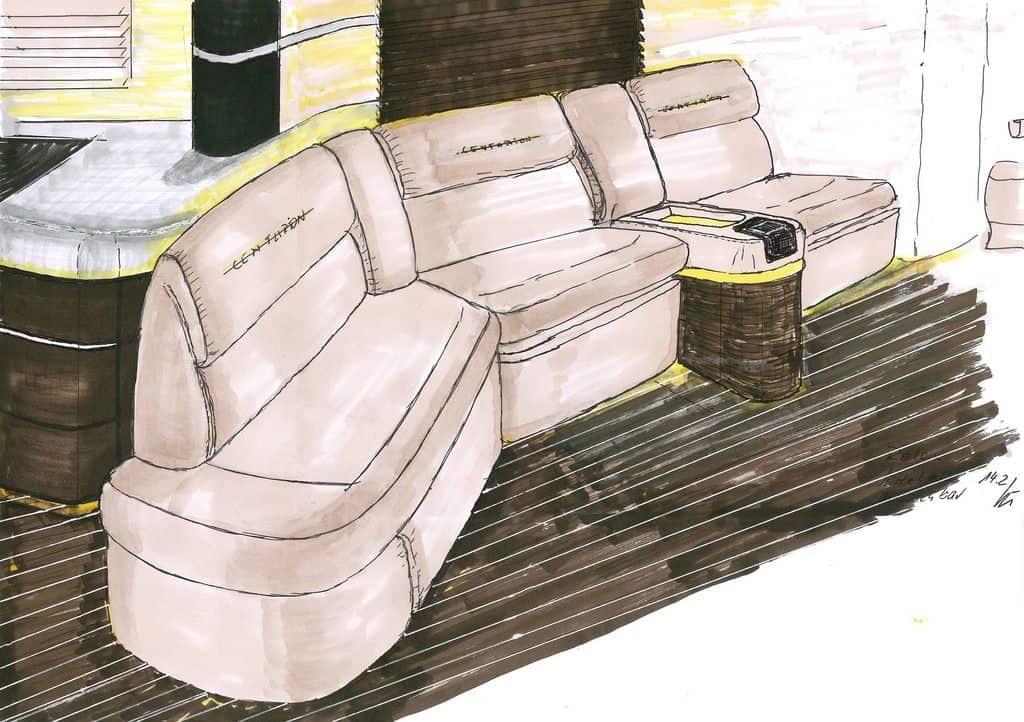 Caravan-Salon 2017: Premium-Reisemobil Concorde Centurion