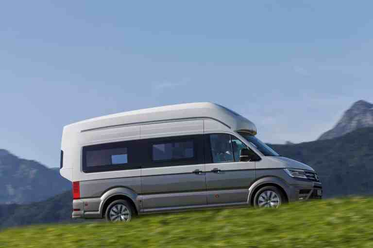 Reisemobil-Studie von VW: California im XXL-Format