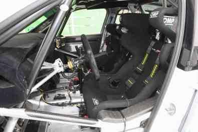 Innenraum Skoda Fabia R5