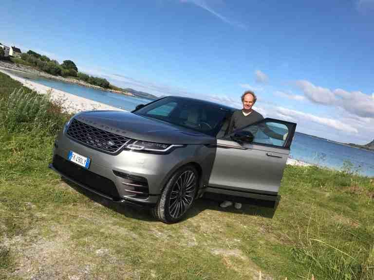 Range Rover Velar mit strukturiertem Motorenprogramm
