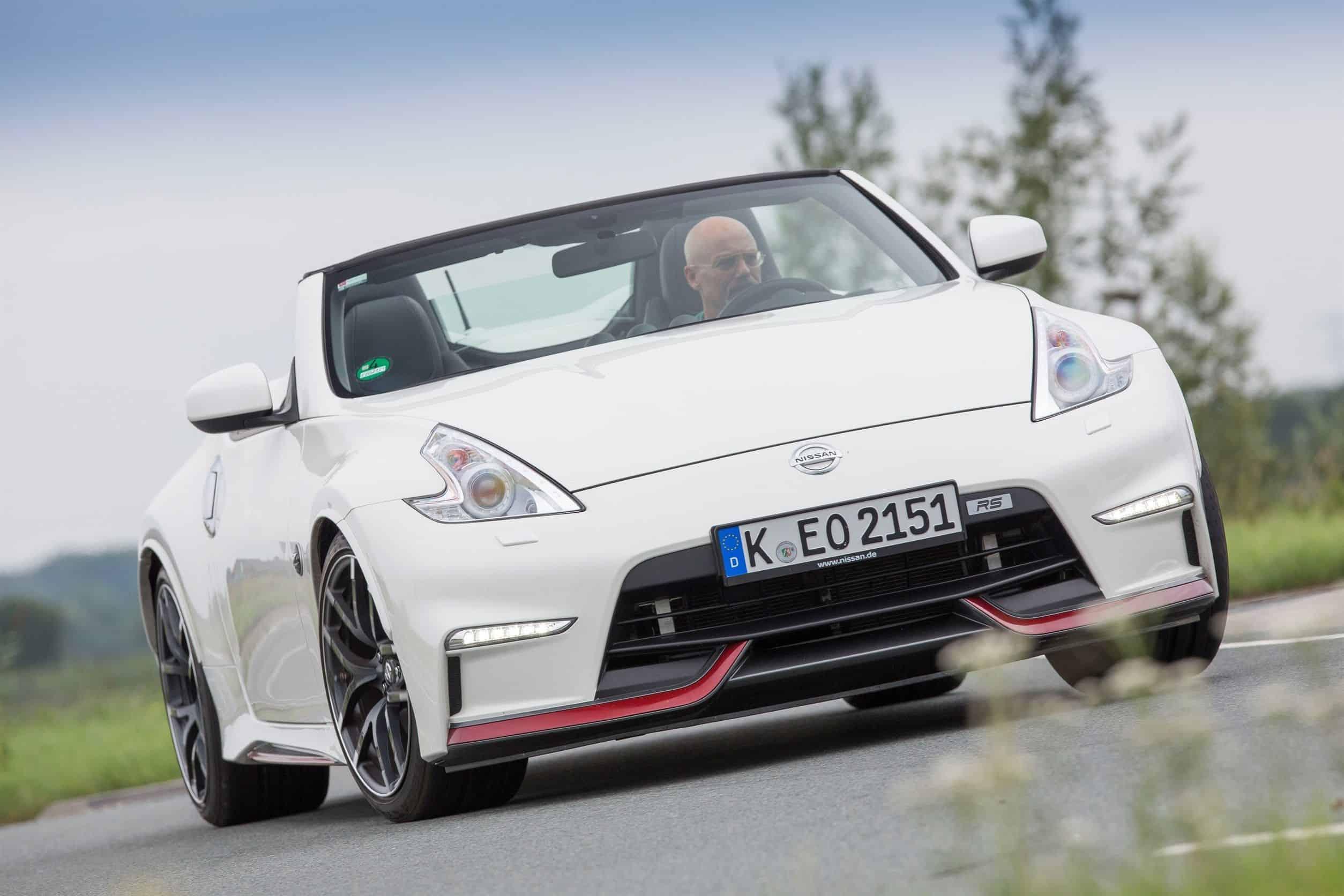 "nissan bringt 370z roadster als sondermodell ""rs"" | der-autotester.de"