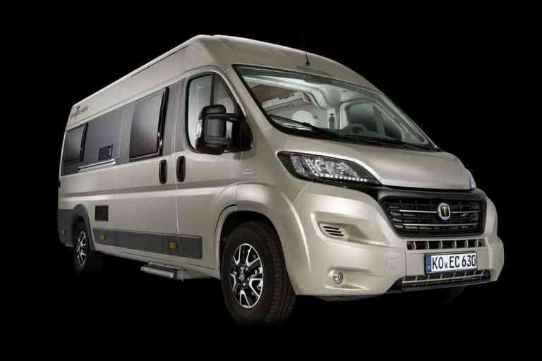 Caravan-Salon 2017: Eurocaravaning wertet Vantourer auf
