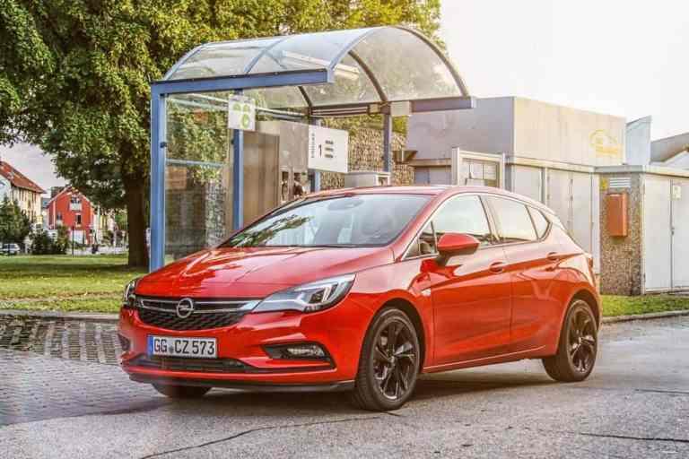 Opel Astra kommt mit Erdgas