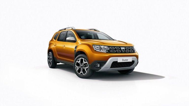 Dacia zeigt neuen Duster auf der IAA 2017
