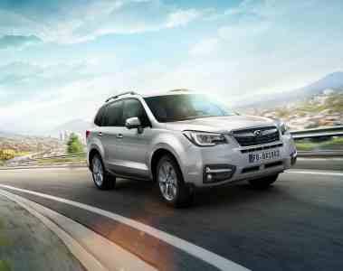 Neue Assistenten und mehr Komfort für den Subaru Forester