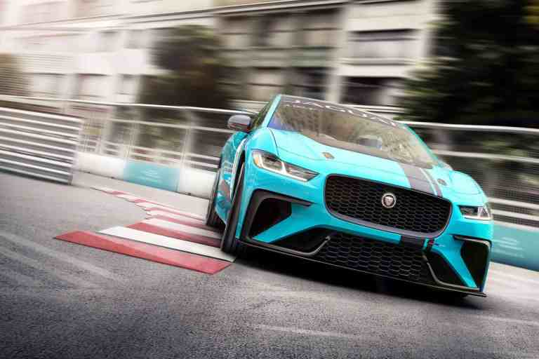 Jaguar startet eigene E-Rennserie