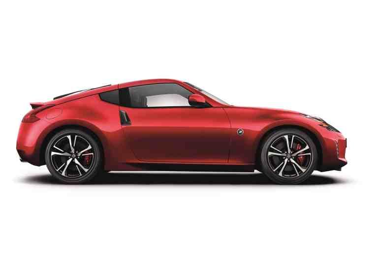 Nissan schickt den 370Z aufgefrischt ins neue Modelljahr