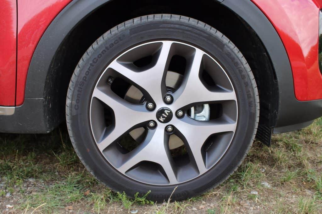 Kia Sportage GT line Felge