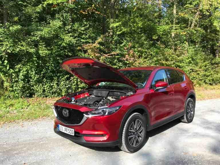 Auch Mazda verlängert Prämie für alte Diesel