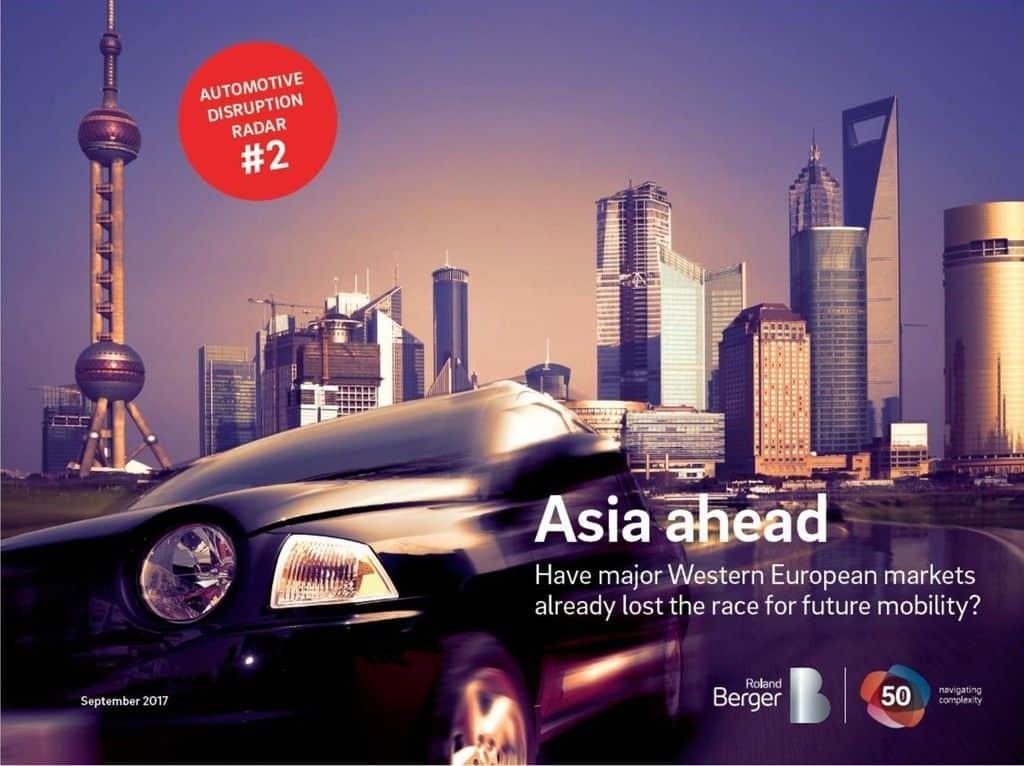 Studie zur Autoindustrie: Gerät Europa ins Hintertreffen?